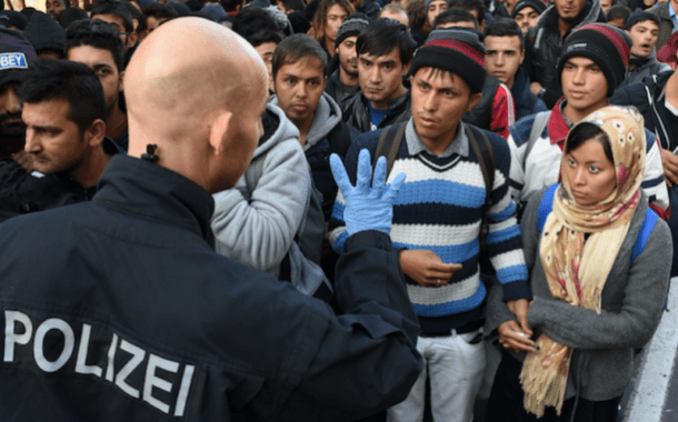 Achtung! German Cops Playing with Migrant Crime Reports