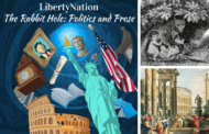 The Rabbit Hole: Politics and Prose - Rewriting History And The Fall From Grace