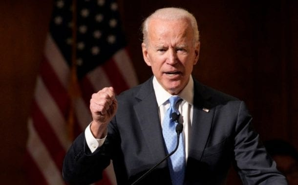 Biden: The Dems' Front Runner Problem Child