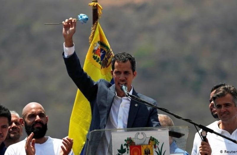 Operation Liberty - On the Cusp of a Coup in Venezuela