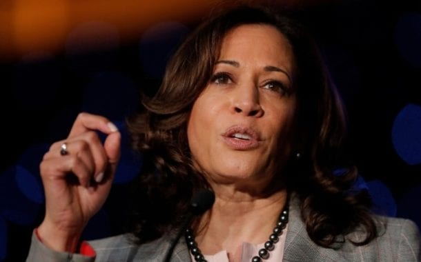Kamala Harris Kicks off Pandering to Labor Unions