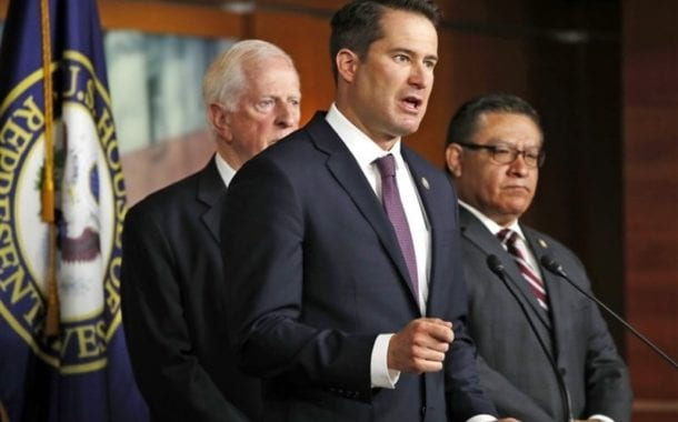 Seth Moulton Joins the Democratic Conga Line for President