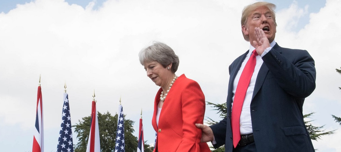 Snub-City as Brit Politicos Reject Trump State Visit
