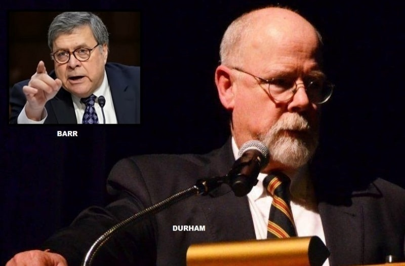 The Coming Wrath of Barr: The REAL Story Behind the Russian Hoax