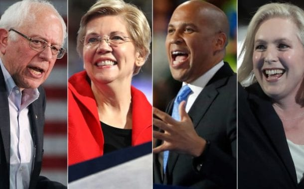 Weighed and Measured – The Democrat Debates