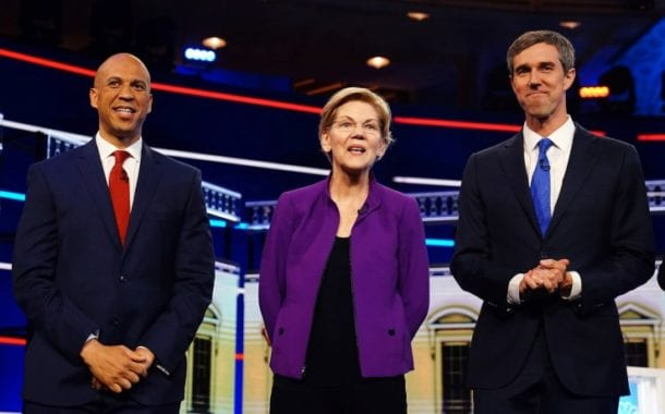 First Democrat Debate: Vapid and Predictable