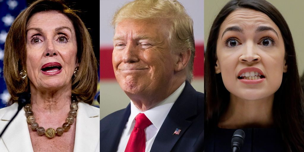 LN Radio 7/21/19: The Pelosi-AOC-Trump Triangle