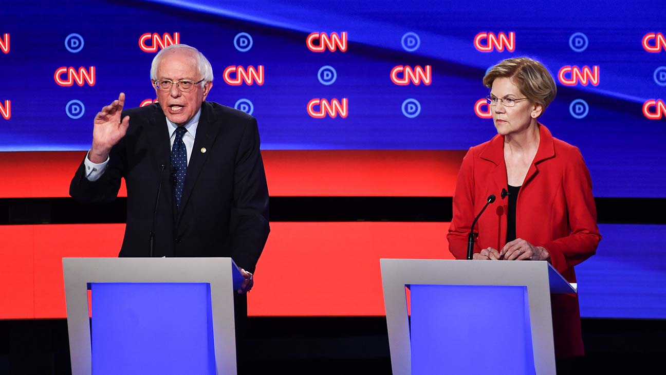 Dem Debates Second Round – Socialists Under Fire