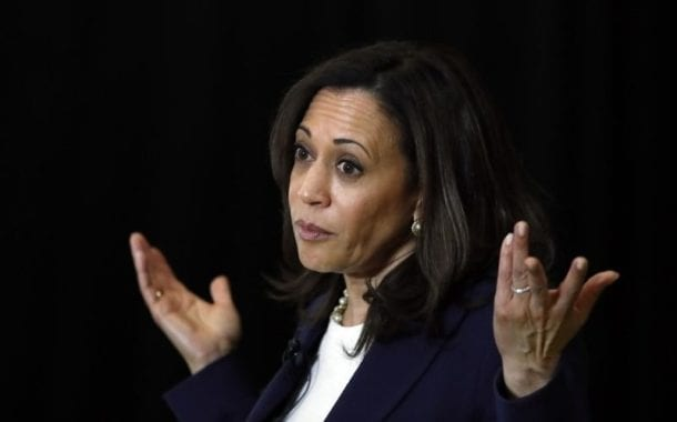 Is CA Fiddling With Kamala Harris' Arrest Records?