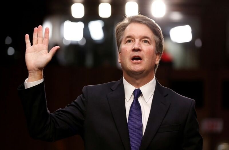 Leftist Media Takes Another Swipe at Kavanaugh