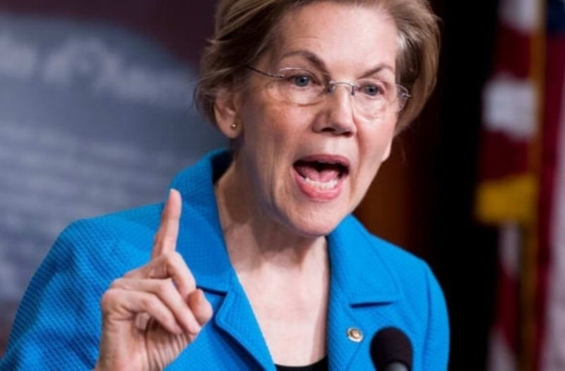 Warren's Social Security Fix: More Taxes!