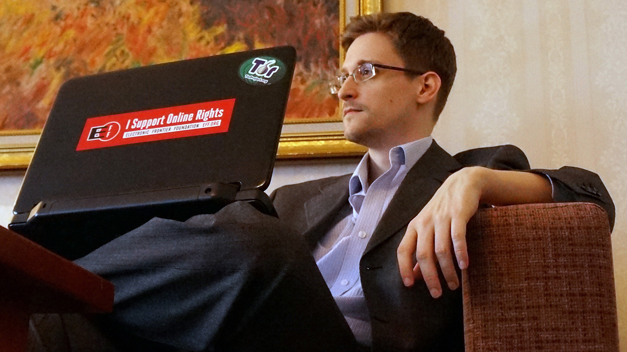 Despite Asylum, US Govt. Finds a Way to Target Snowden