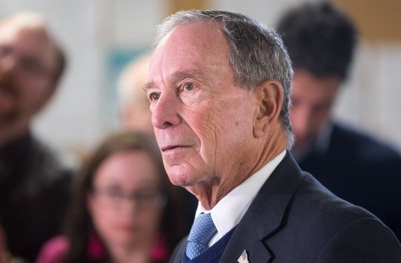 Bloomberg: Hard to Get Elected With a 54% Unfavorable Rating
