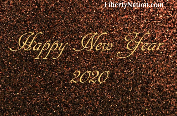 Happy New Year from Liberty Nation