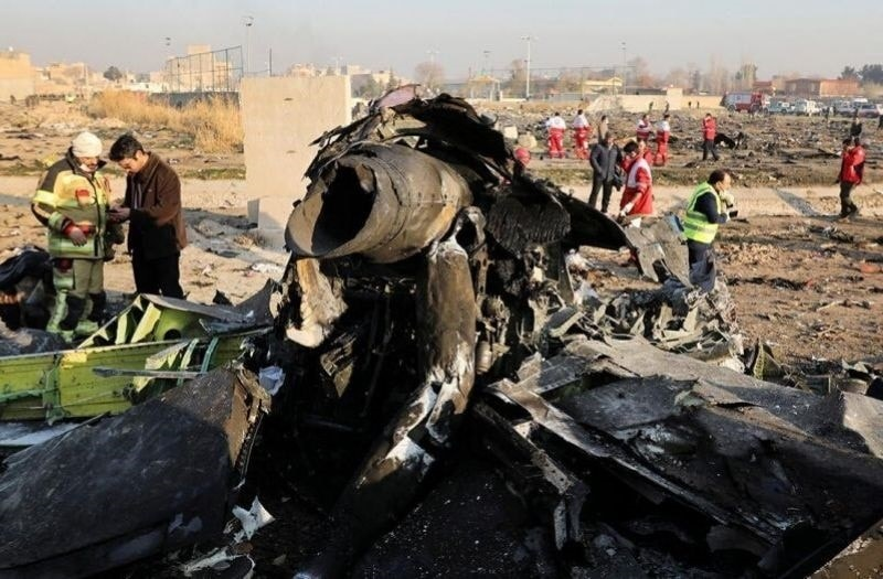 Iran Responsible for Downed Plane? 176 Dead