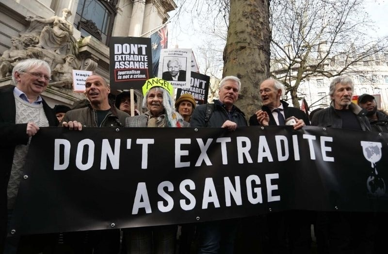 Julian Assange Extradition Blocked by UK Judge