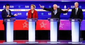 South Carolina Dem Debate Exposes Vapidity and Viciousness