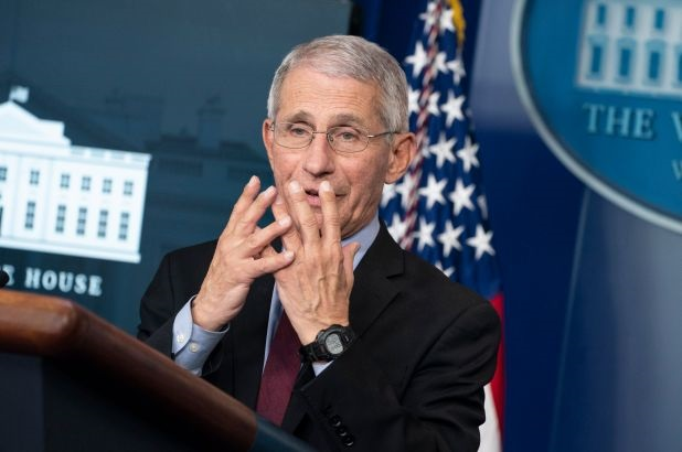 Dr. Fauci Emails Released - READ IN FULL