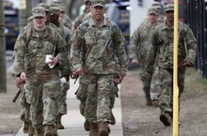 Red States Pull National Guard from DC. Federal-State Rift Ahead?