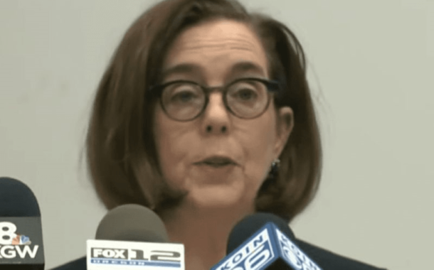 Oregon Gov to Citizens: Stay in Your Room