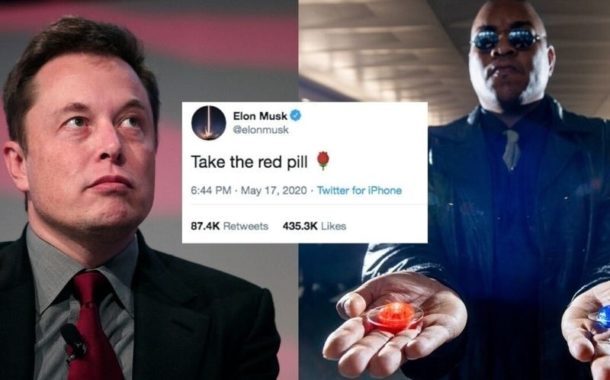 Hollywood Freaked by Red Pill Theft