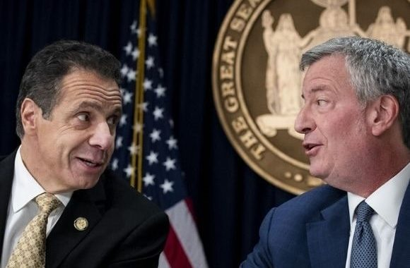Jews Fight Back After Cuomo, de Blasio Target NY Communities