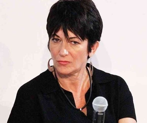 Ghislaine Maxwell Faces Life in Prison for Sex Trafficking Minors