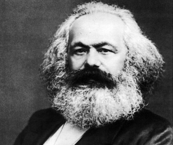 Karl Marx feature