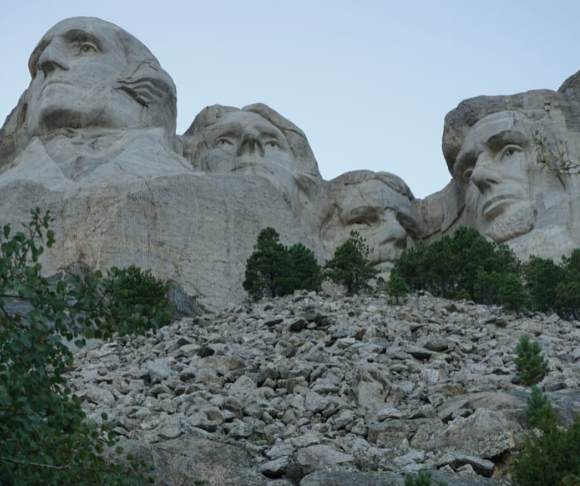 Tear Down Mount Rushmore the Latest Media Dog Whistle
