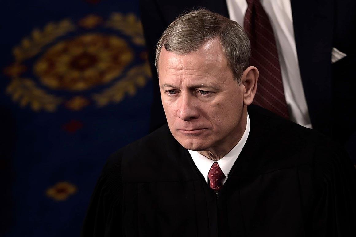 SCOTUS Splits 4-4: Extends PA Voting - Roberts Joins Libs