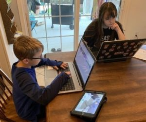 Online Schools: How Do We Indoctrinate With Parents Watching?