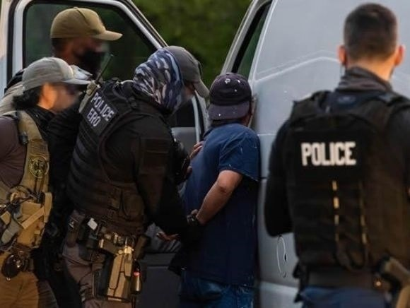 Immigration Roundup: Thousands Arrested in ICE Sweep