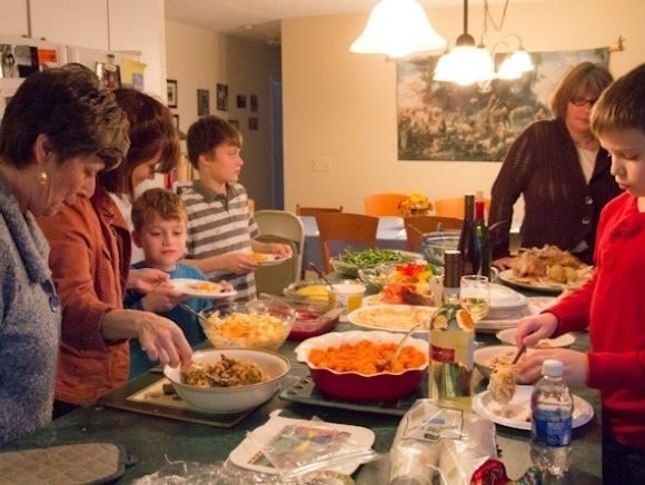 Finding the Liberty in a COVID Thanksgiving