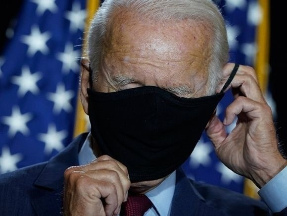 Biden Solves COVID Crisis, Allegedly