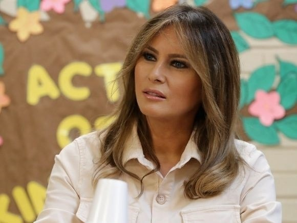 Anti-Trump Media Mocks Melania's Tennis Court Upgrade – But Why?