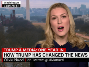 New York Magazine's Olivia Nuzzi Trump news
