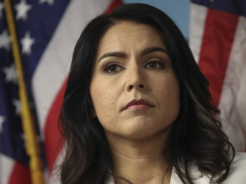 Tulsi Gabbard: Domestic Enemies In the Halls of Power – WATCH HERE