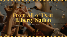A Special New Year's Eve Message from Liberty Nation