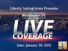 Inauguration: Live Reports from DC