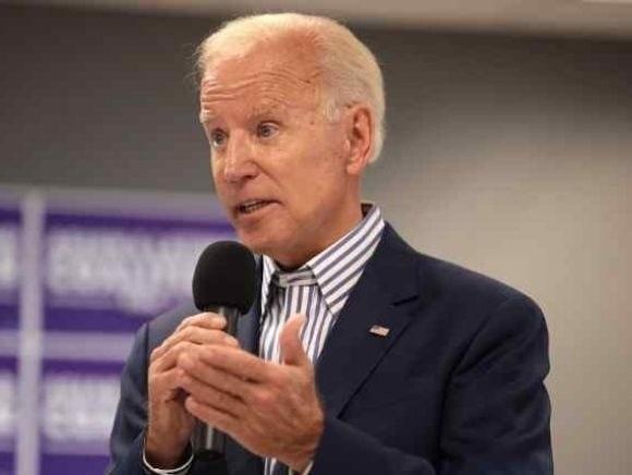 Joe Biden: Laze and Order Dead Ahead