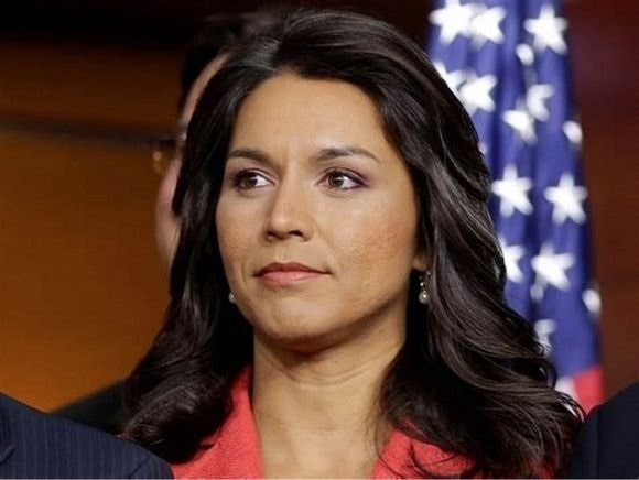 Tulsi Gabbard Slays the Swamp with a Sword of Truth