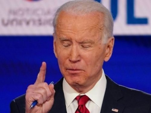 Biden Bungles Again: False Facts on Guns and the Second Amendment