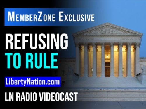 Refusing to Rule - LN Radio Videocast - MemberZone