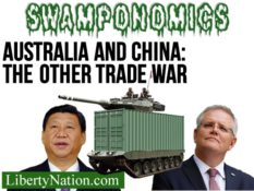 Australia and China: The Other Trade War – Swamponomics