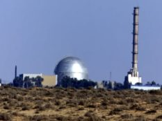 Syrian Missile Intercepted Near Israel's Dimona Nuclear Reactor