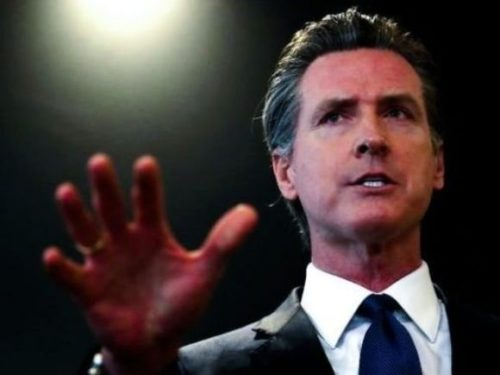 Can Newsom Run Away From Gold Medalist in Political Olympics?
