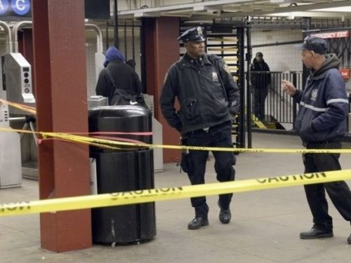 Urban Left to NYC Subway Stabbing Victims: Let's Hug It Out