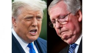 LN Radio 4/18/21 – Trump the Rock vs. McConnell the Hard Place