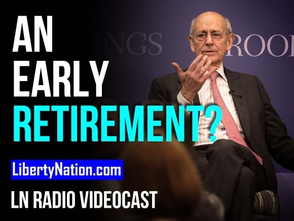 An Early Retirement? - LN Radio Videocast