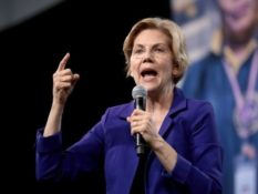 Shocker: Liz Warren Defending Donald Trump?